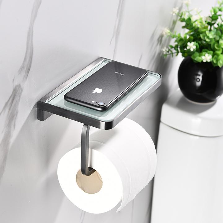 bathroom toilet paper holder