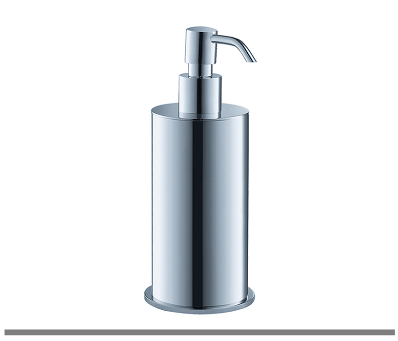 bathroom lotion dispenser; bathroom soap dispenser