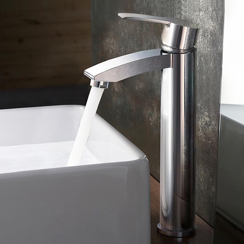 vessel bathroom faucets