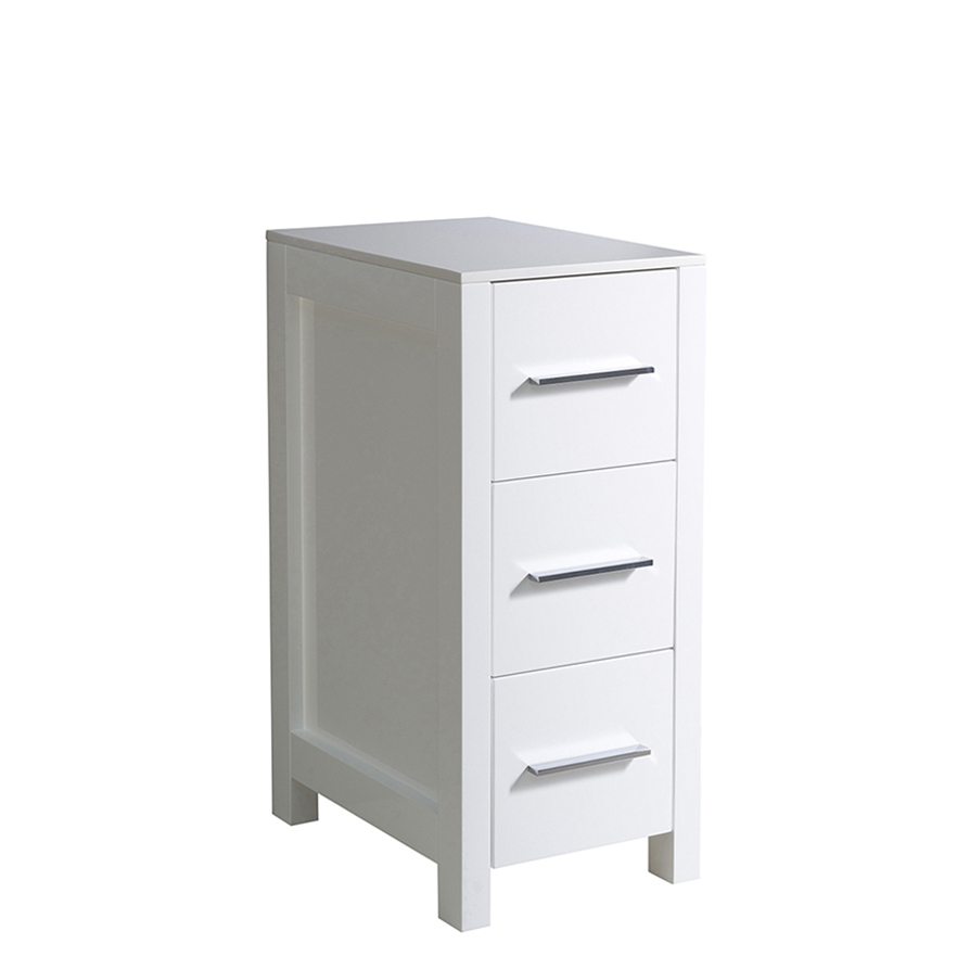 bathroom side cabinets storage